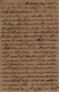 067. Willis Keith to Anna Bell Keith -- August 18, 1862