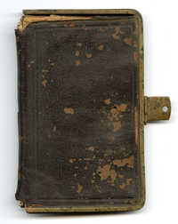 Arthur B. Flagg Journal and Commonplace Book, 1870-1875