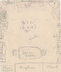 239. Floor plan  -- n.d.