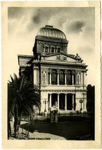 Roma, Tempio Israelitico