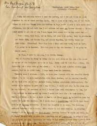 045. Anna Keith to Paul Trapier Keith -- April 19, 1844