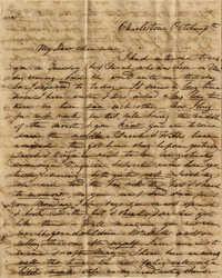 041. Anna Wilkinson to Eleanora Wilkinson -- Oct. 10, n.d.