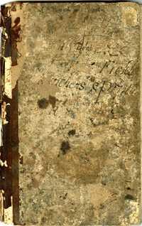 Springfield Plantation Journal, 1831 - 1864