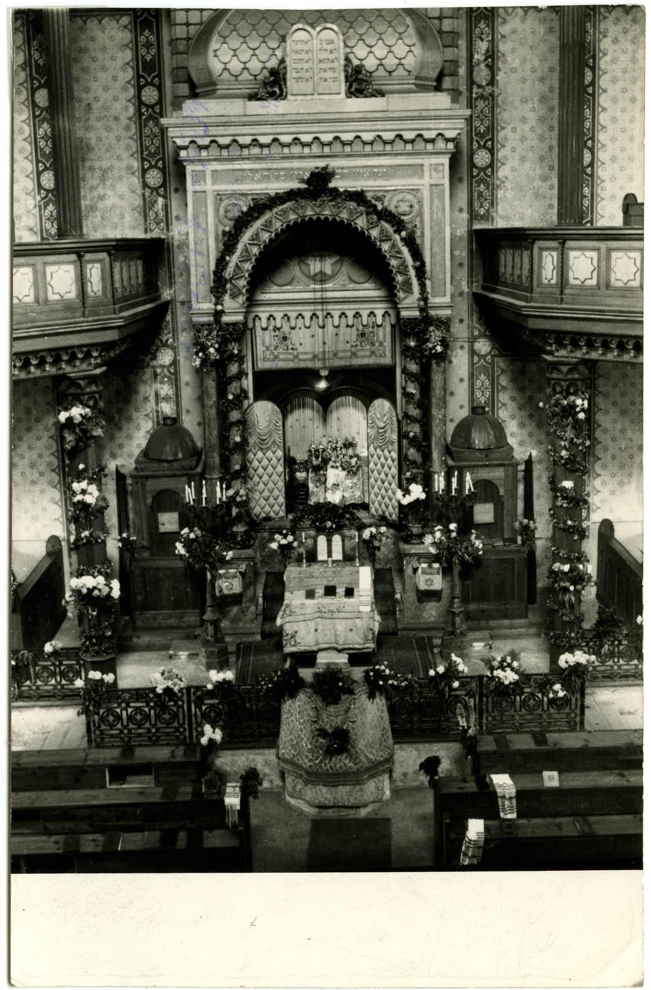 [Synagogue, Győr]