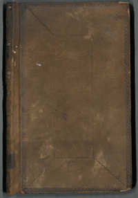 Andrew Hasell Medical Account Book, 1830-1842