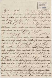 229. Madame Antonia to Bp Patrick Lynch -- July 8, 1862
