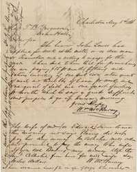 293. William McBurney to Thomas B. Ferguson -- May 5, 1866 (Second letter)