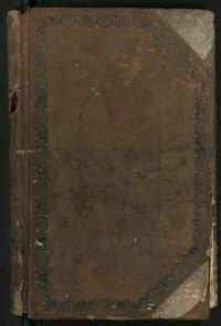 Andrew Hasell Medical Account Book