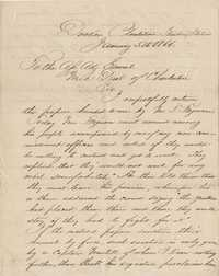 270. Capt. H. S. Hawkins to Asst. Adjutant General  -- January 5, 1866