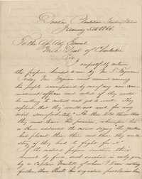 270. Capt. H. S. Hawkins to Asst. Adjutant General  -- January 5, 1866