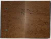 72/74 Tradd Street Ownership History Scrapbook