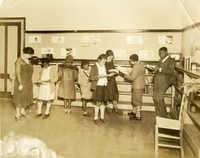 Children's Room, Dart Hall Branch Library
