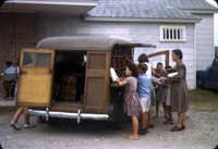 Bookmobile at Sullivan's Island (2)