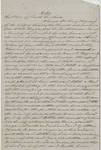 369. Memorandum of purchase of Myrtle Grove Plantation -- n.d.