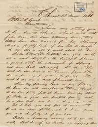415. Francis Lynch to Bp Patrick Lynch -- June 13, 1866