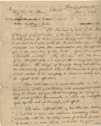 From John C. Calhoun to Brigadier General Henry Atkinson and Major Benjamin O'Fallow