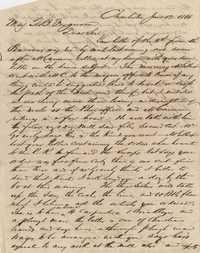 297. William McBurney to Thomas B. Ferguson -- June 12, 1866