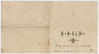 185. Card - Jan. 6, 1870
