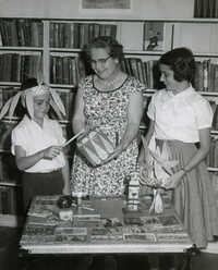 Summer reading closing exercises, Sullivan's Island Branch Library, 1957 (2)