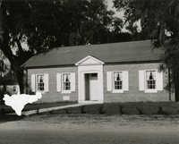 Exterior view, Mt Pleasant (Village) Branch Library