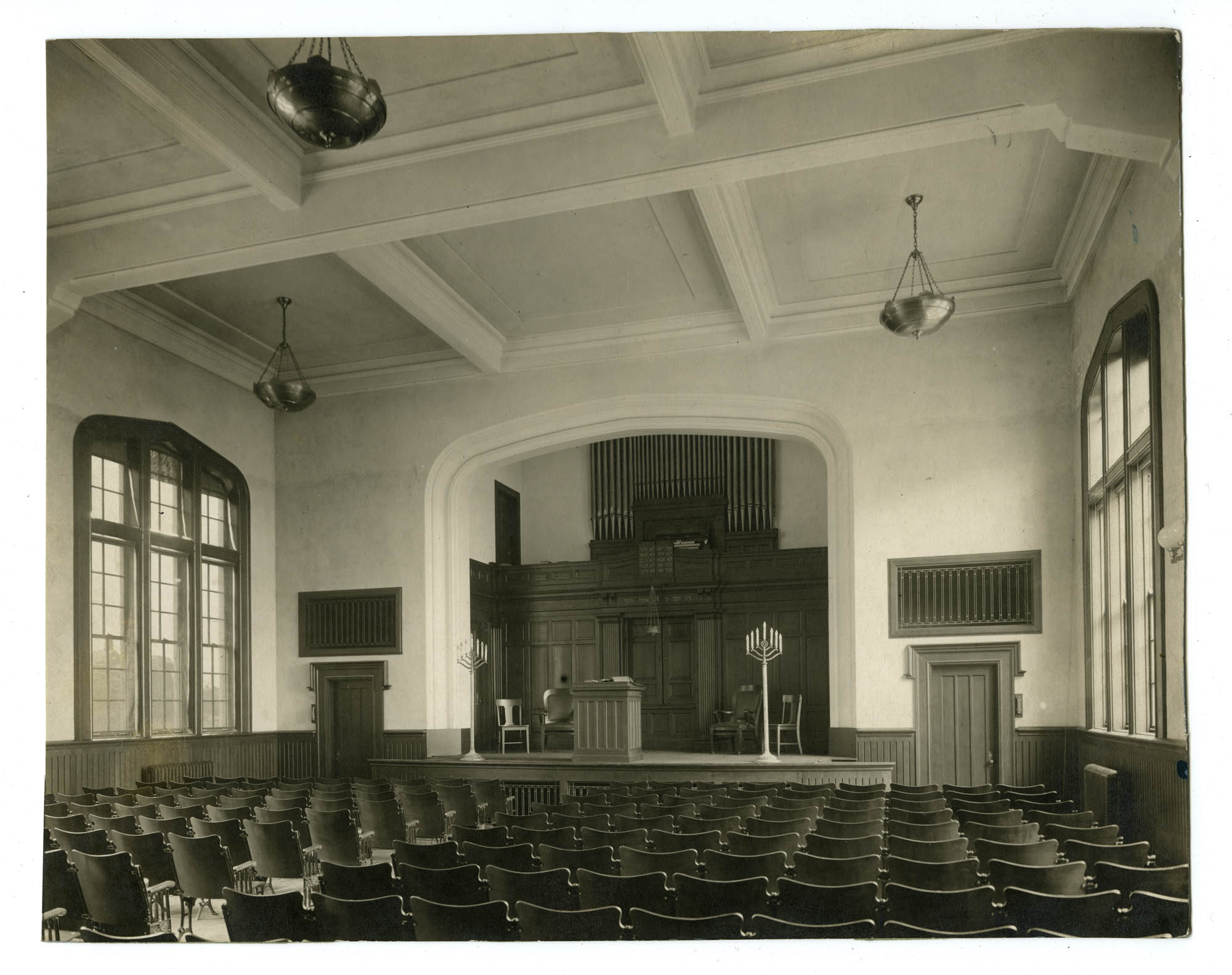 [Chapel at HUC]