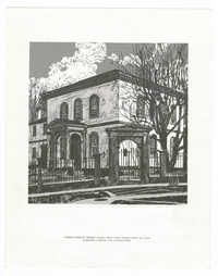 Temple Jeshuat Israel, Newport, Rhode Island