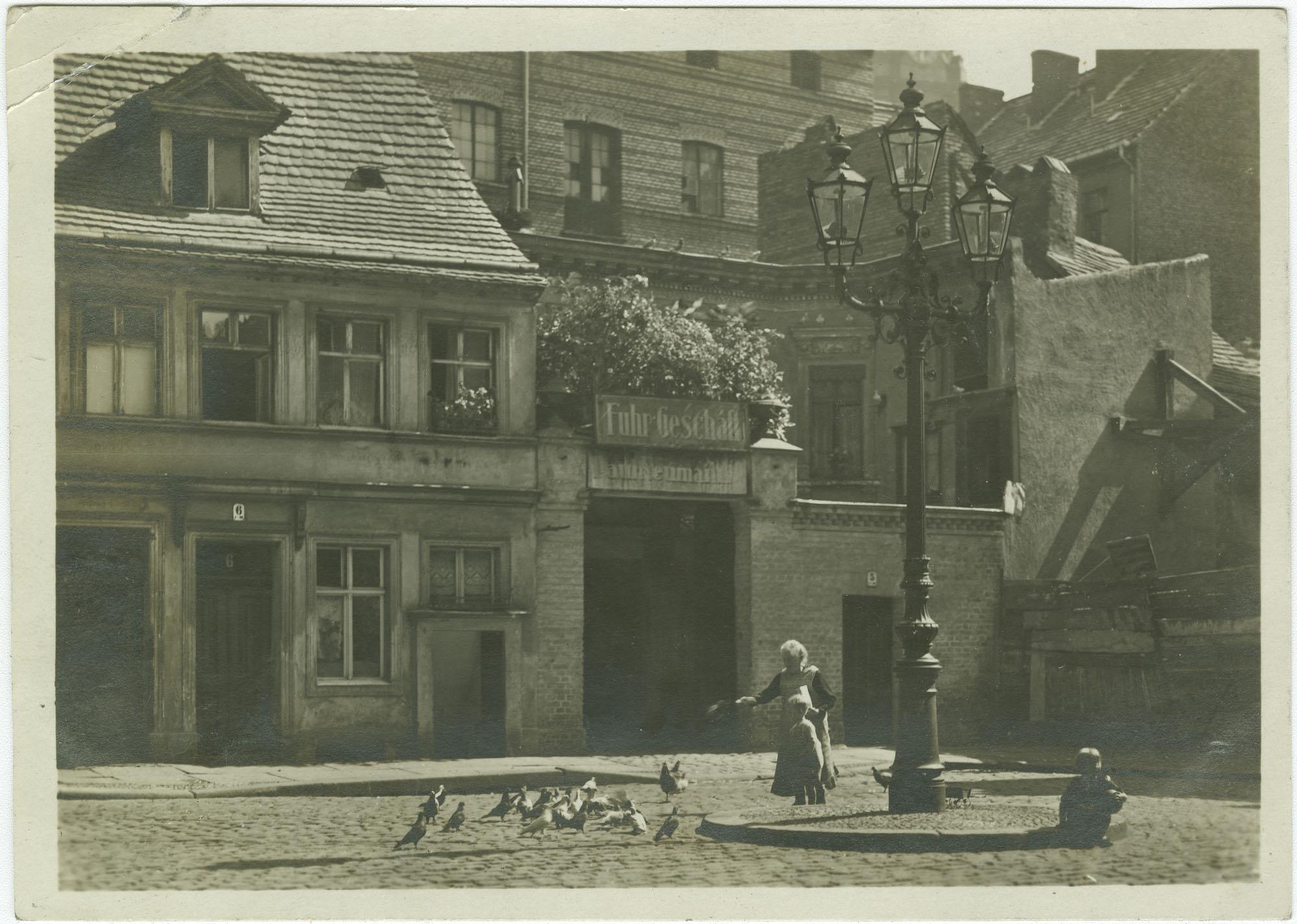 Alt-Berlin, Jüdenhof