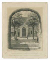 De Portugesche Israëlitische Kerk / La synagogue des israélites Portugais