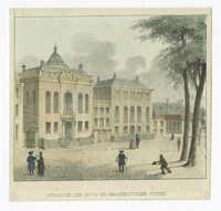 Synagoge der Hoog-en Nederduitsche Joden