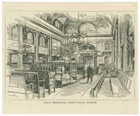 Great Synagogue, Duke's Place, Aldgate