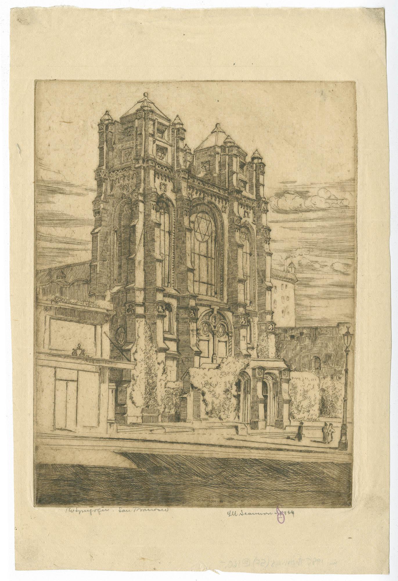 The Synagogue - San Francisco