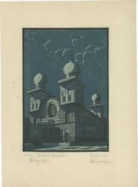 Torino - Il Tempio Israelitico