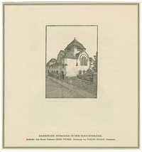 Darmstadt, Synagoge in der Bleichstrasse
