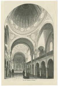 Die neue Synagoge zu Stuttgart