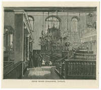 Bevis Marks Synagogue, London