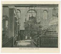 Bevis Marks Synagogue, London