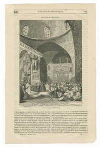 Une Synagogue, à Jérusalem