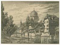 [Hauptsynagoge am Hans Sachs Platz, Nürnberg]