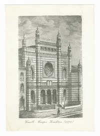 Vercelli - Tempio Israelitico (1878)