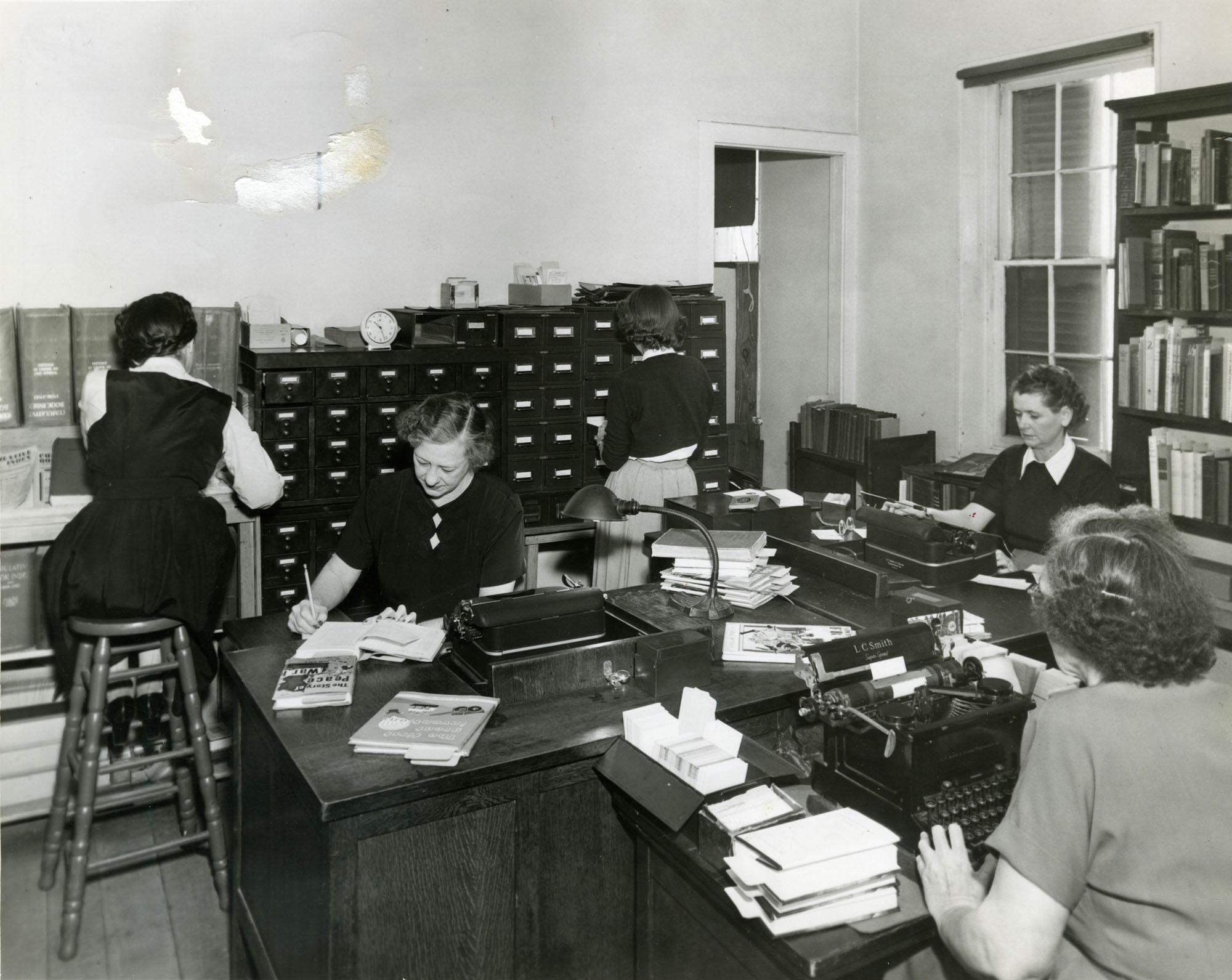 Catalog room, Main Library (1)