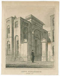 Jews Synagogue, Duke St.