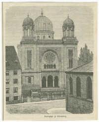 Synagoge zu Nürnberg