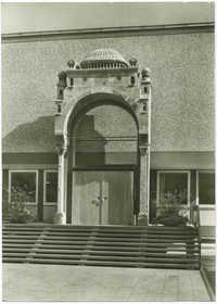 Gemeindehaus, der Jüdischen Gemeinde