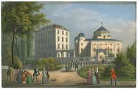 Die Sinagoge zu Dresden