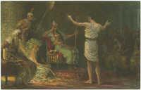 Joseph deutet Pharaos Träume