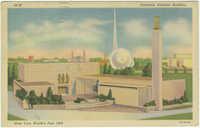 Palestine Exhibits Building, New York World's Fair 1939