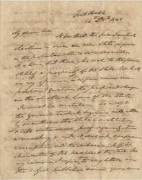 From John C. Calhoun to F. H. Elmore