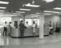 Circulation desk, Main Library (3)