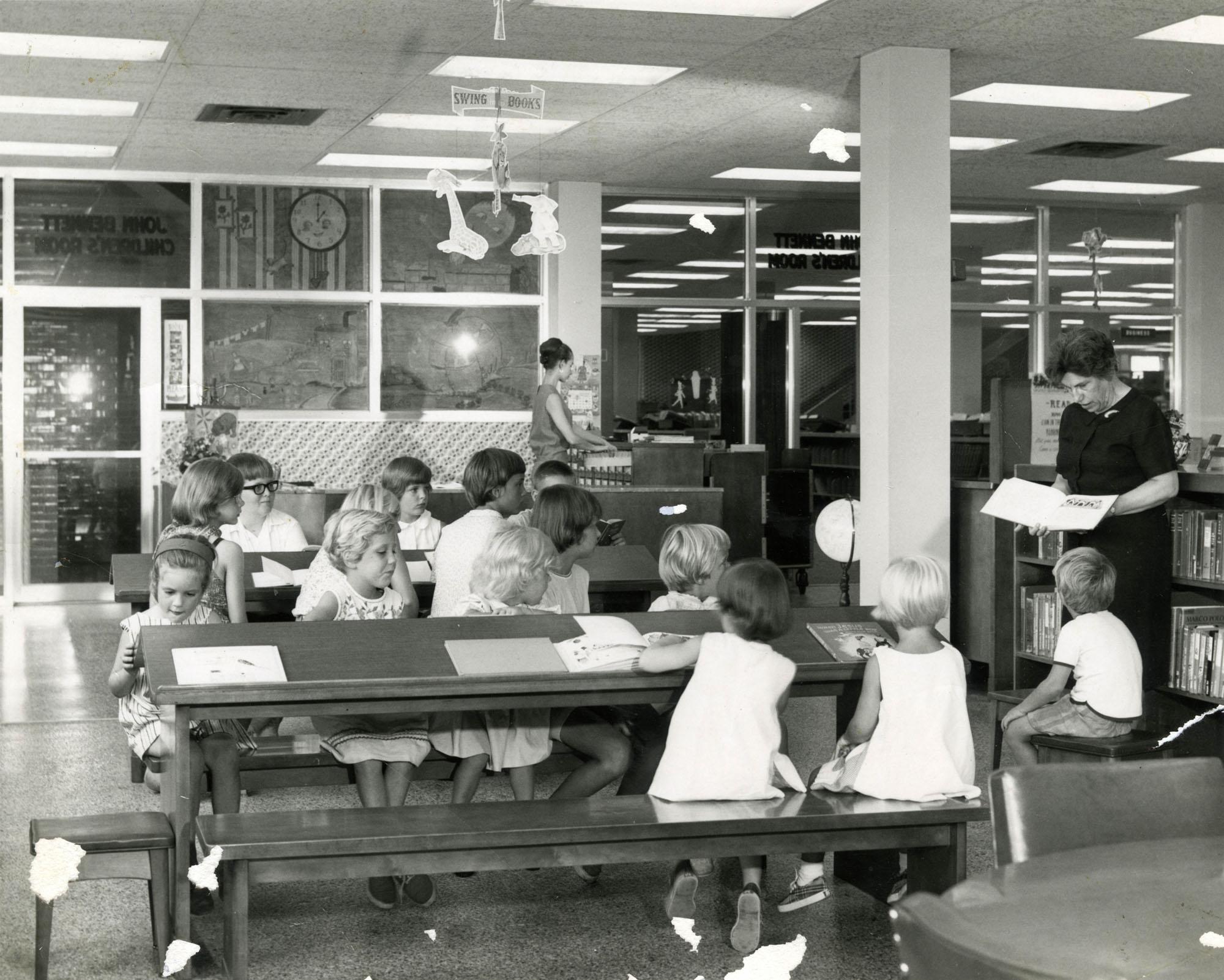 John Bennett Children's Room, Main Library