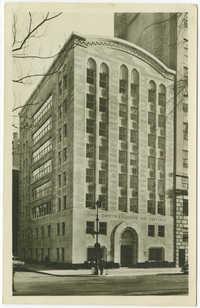 The Union House of Living Judaism-Berg Memorial